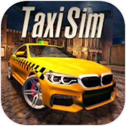 出租车模拟2020无限金币版1.6图标
