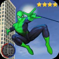 蜘蛛侠英雄拉斯维加斯犯罪之城图标