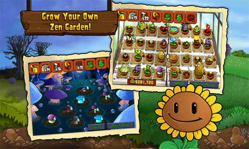植物大战僵尸之解气版游戏截图