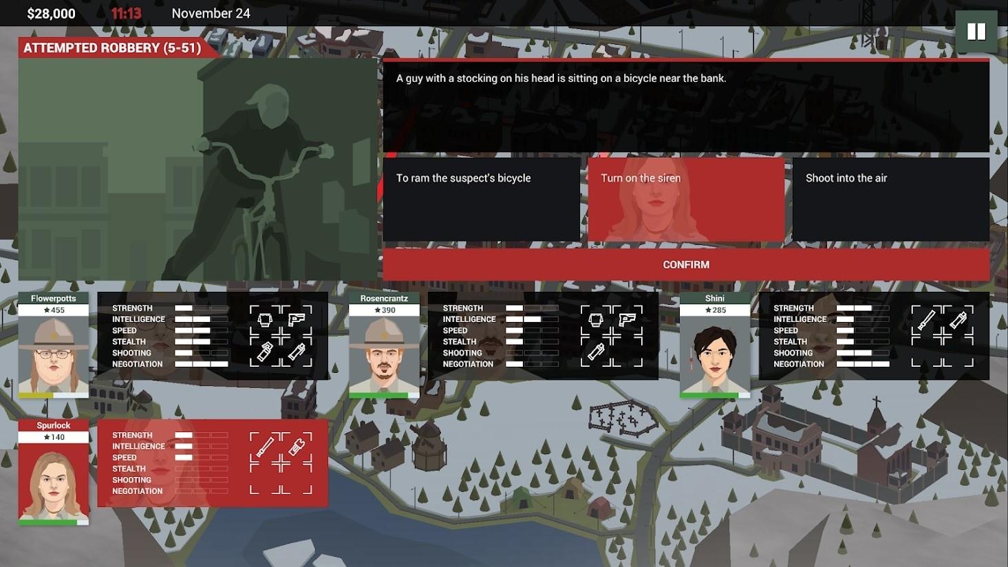 这是警察2破解版游戏截图