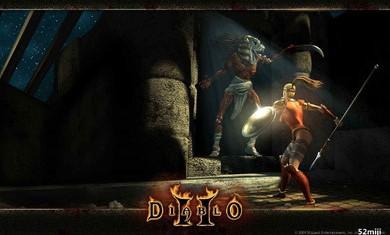 暗黑破坏神2重制版游戏截图
