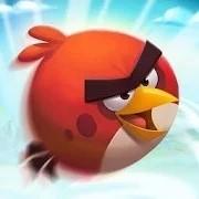 愤怒的小鸟2无限道具无限宝石破解版图标