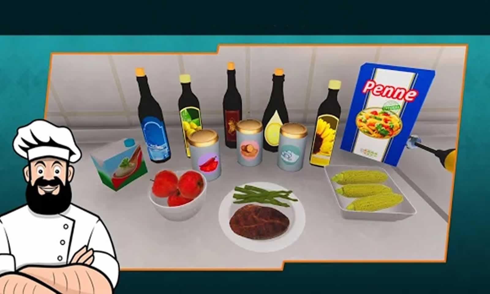 烹饪模拟器手机版中文游戏截图
