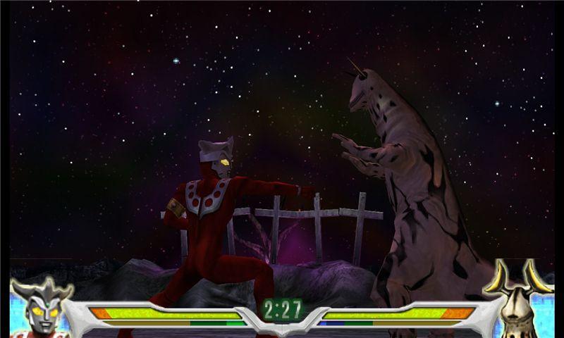 奥特曼格斗无限人物版游戏截图