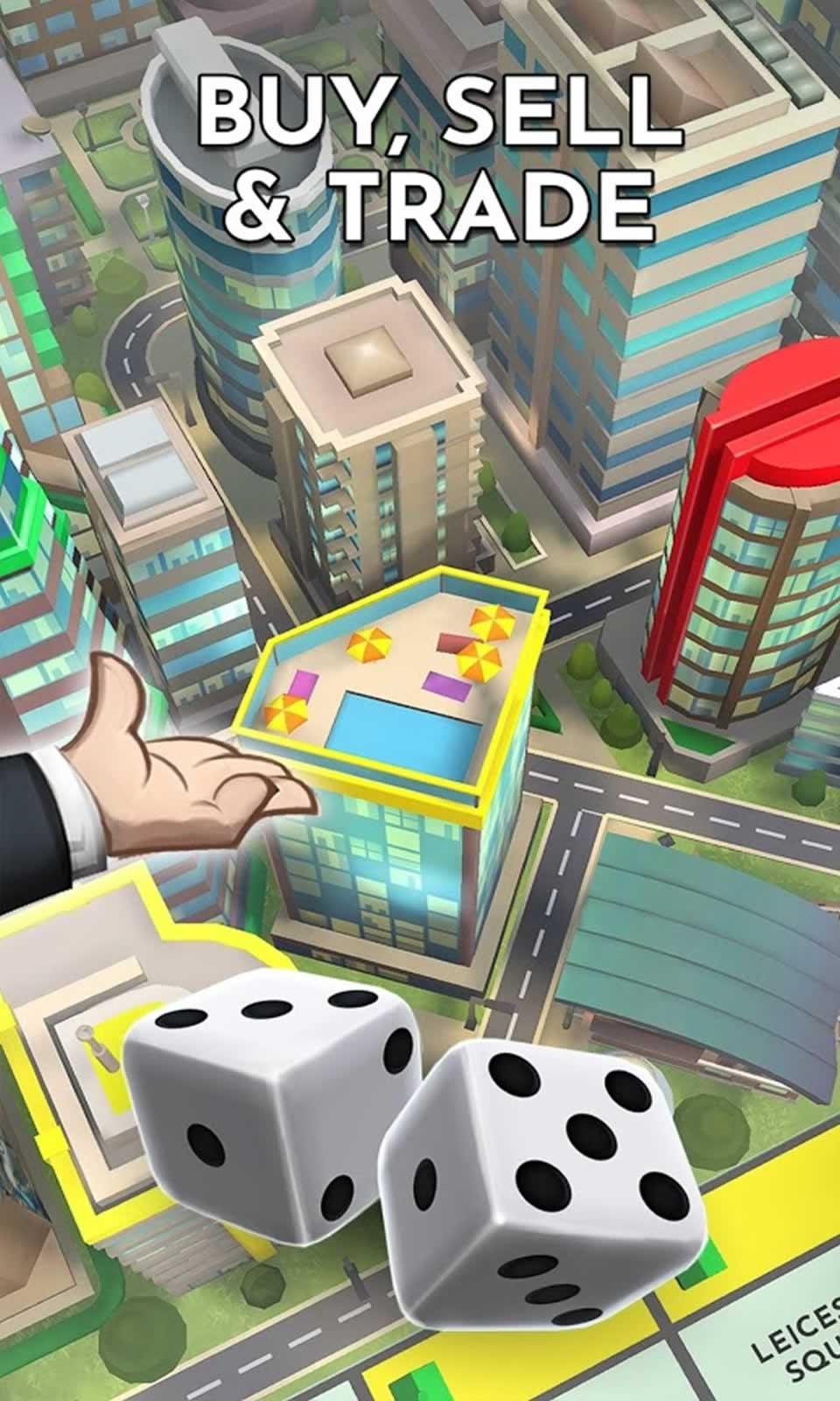 大富翁破解版内购免费版游戏截图