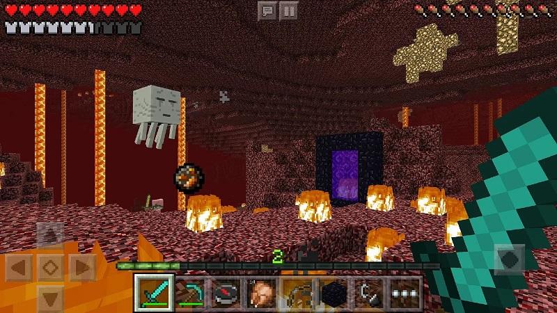 我的世界无限钻石版游戏截图
