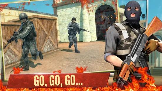 FPS突击队秘密任务游戏截图