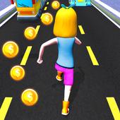 Subway Princess Runner图标