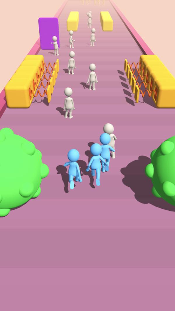 加入和冲突3D游戏截图