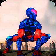 变异蜘蛛英雄:迈阿密绳索英雄游戏图标