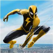 超凡蜘蛛侠正版图标