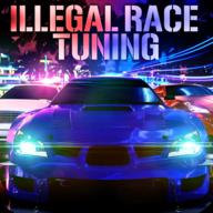 非法赛车图标