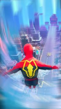 超级英雄飞行游戏截图