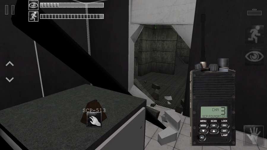 SCP收容失效移动版游戏截图