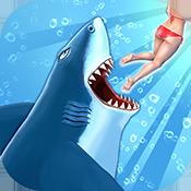 饥饿鲨进化破解版图标