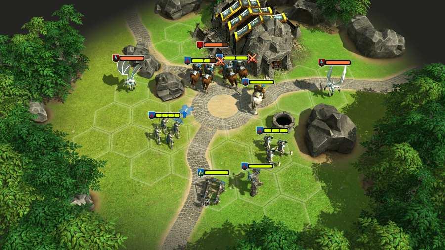 咒语力量英雄与魔法正版游戏截图