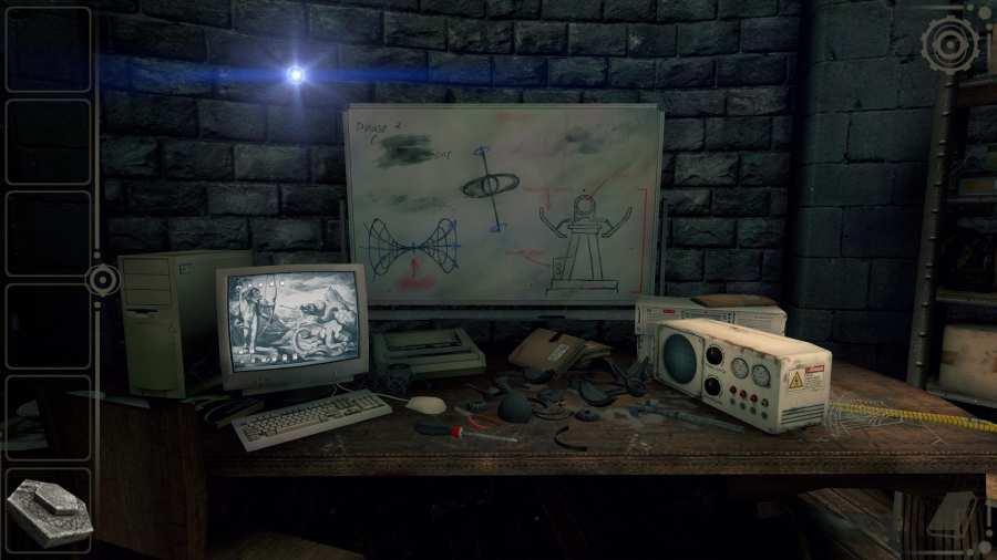 天坛之眼正版游戏截图