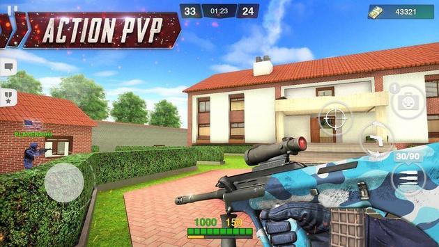 特种作战FPS游戏截图