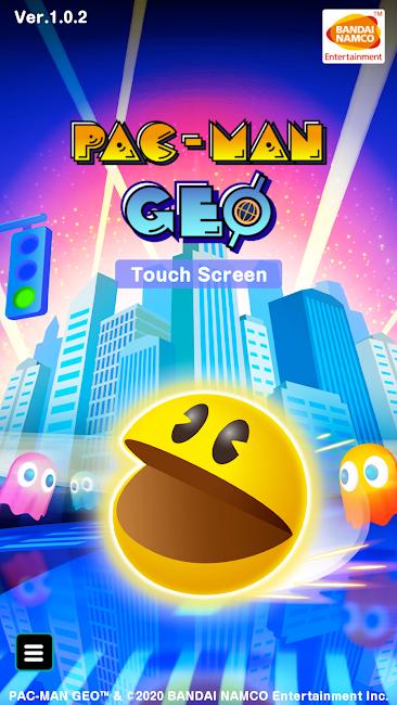 吃豆人GEO游戏截图