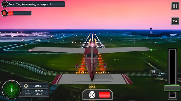 《飞行计划模拟器3D》手游