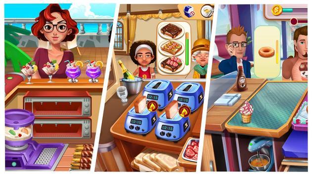 《汉堡烹饪模拟器》