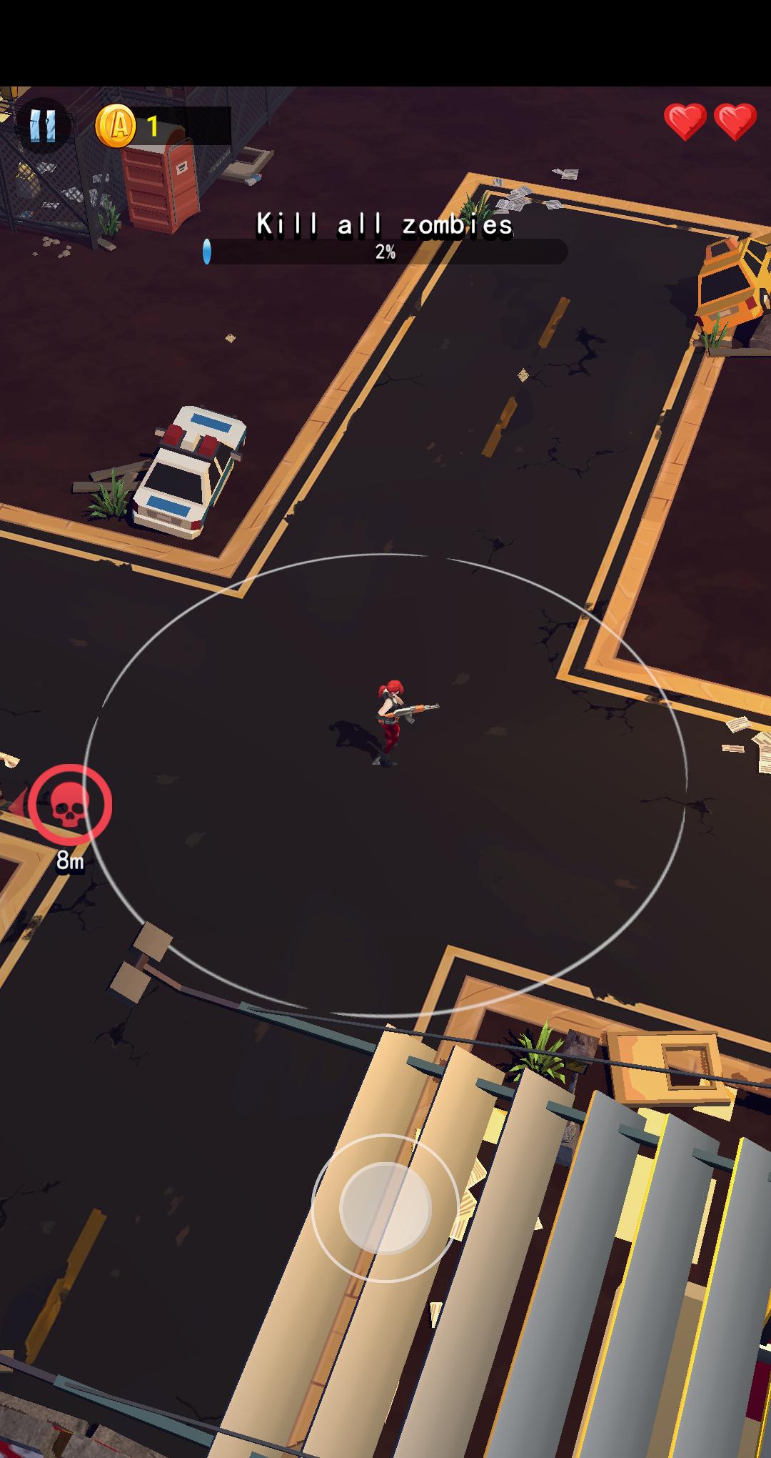 僵尸生存汉化版游戏截图