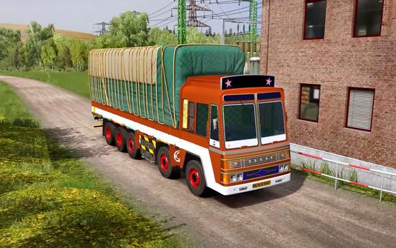 《3D货车驾驶》