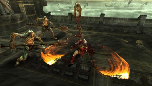 战神斯巴达幽灵游戏截图