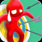 枪神传说3D:火柴人弓箭手图标