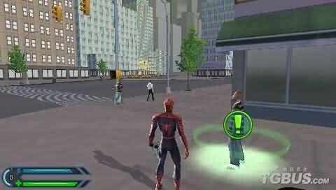 蜘蛛侠3游戏截图