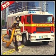 消防员模拟器2018图标