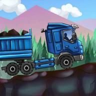 卡车真实轮子模拟器图标