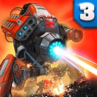 塔防传奇3:未来战争图标