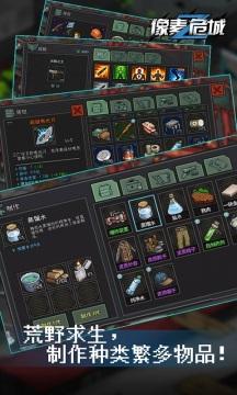 像素危城游戏截图