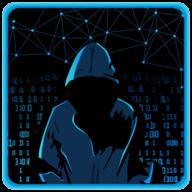 孤独的黑客图标