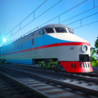 电动火车模拟器汉化图标