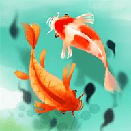 墨虾探蝌无线金币版图标