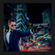隐形杀手模拟器图标