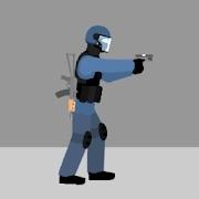 射杀僵尸防御图标