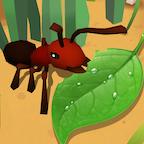 蚂蚁进化3D图标