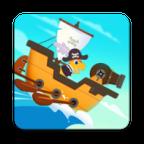 恐龙海盗船图标