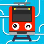 铁路模拟图标