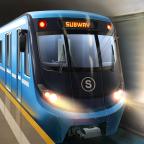 地铁模拟器3D图标