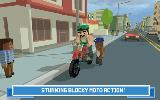 3D摩托骑士游戏截图
