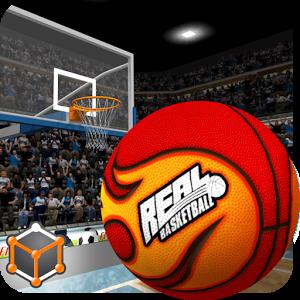 真实篮球图标