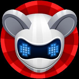 老鼠机器人图标