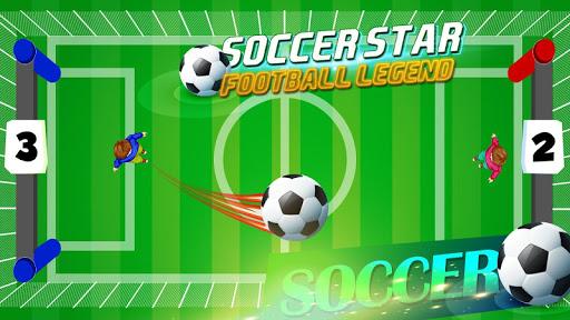 足球明星足球传奇游戏截图