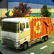 垃圾车模拟器2015图标