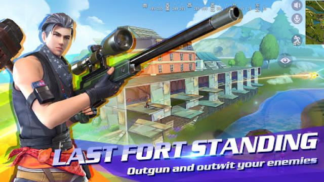FortCraft截图11
