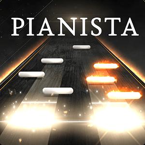 古典钢琴家图标